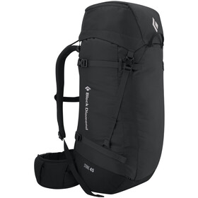 Black Diamond Stone 45 Mochila, black